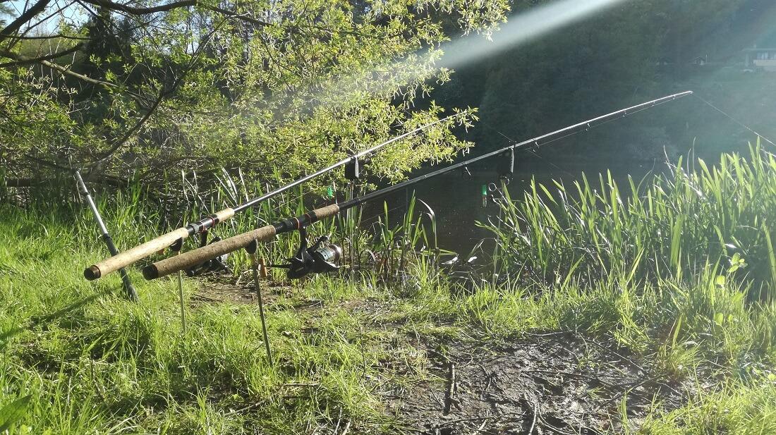 Moje rybářská výbava
