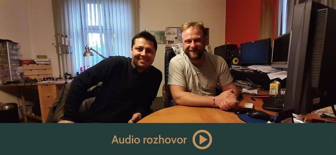 Rozhovor s Davidem Havlíčkem nejen o přívlači