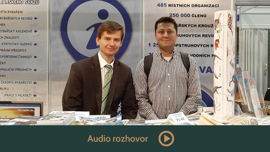 Rozhovor s Tomášem Kočicou, mluvčím ČRS