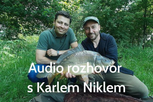 Rozhovor u rybníčku s Karlem Niklem